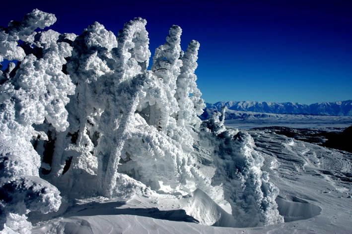 Mammoth Mountain Summit Jan 2005