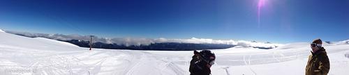 Las Araucarias Ski Resort by: Pepeduguet