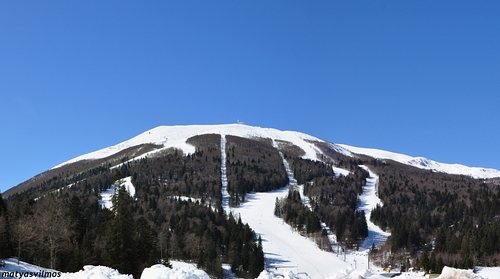 Bjelašnica Ski Resort by: mátyás vilmos