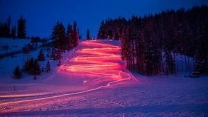 Christmas on the Mountain, Mission Ridge photo