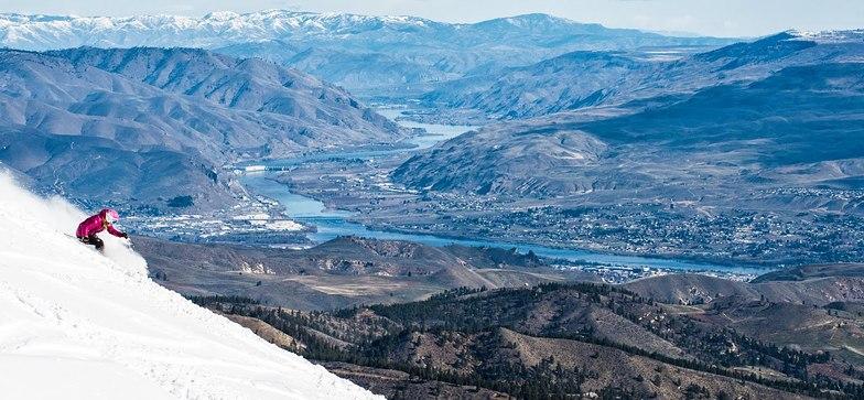 Wenatchee View, Mission Ridge