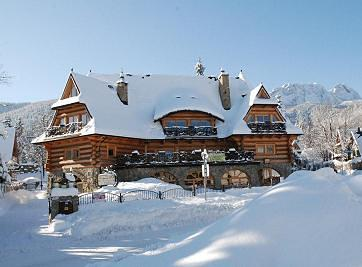 Zakopane Ski Resort by: Andrew