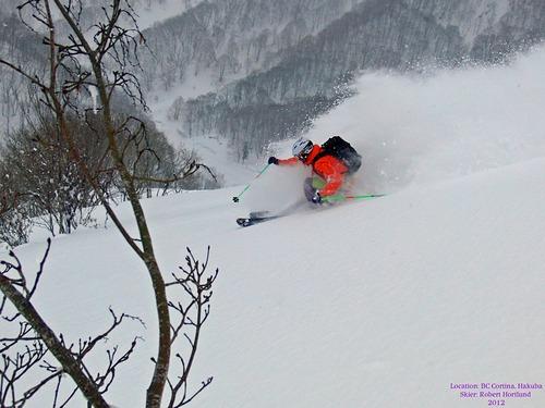 Hakuba Cortina Kokusai Ski Resort by: Robert Hortlund