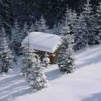 Serfaus-Fiss-Ladis at Tirol (Austria)