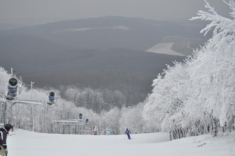 Eplény 2012 december, Eplény Síaréna