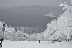 Eplény 2012 december, Eplény Síaréna photo