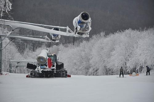 Eplény Síaréna Ski Resort by: mátyás vilmos
