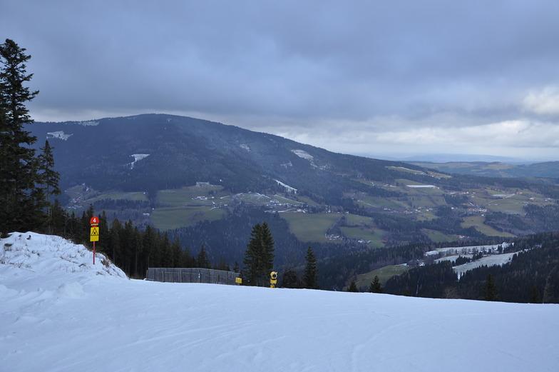 Mönichkirchen-Mariensee snow