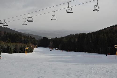 Mönichkirchen-Mariensee Ski Resort by: mátyás vilmos