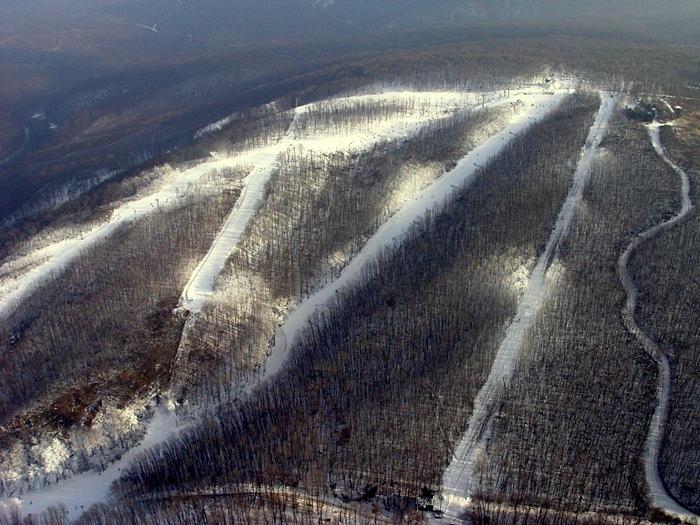 Eplény Síaréna snow