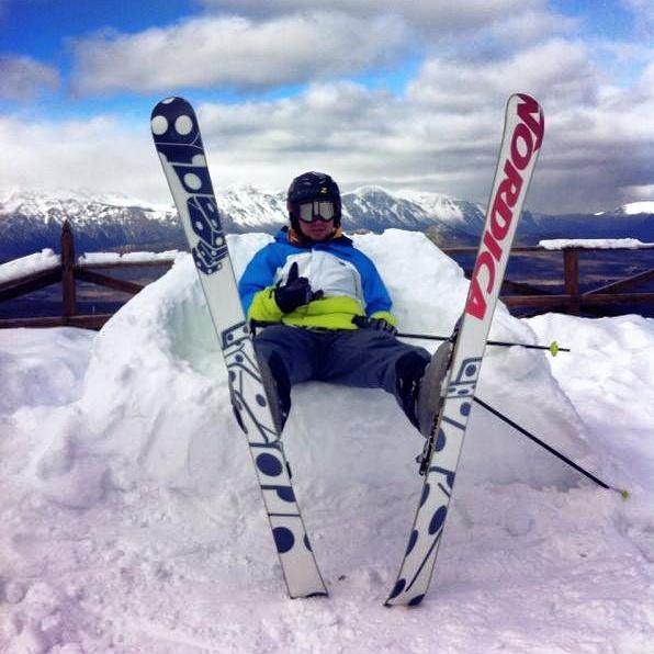 Ski Day, Perito Moreno