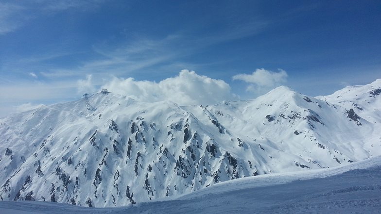 Couloirs, Mayrhofen