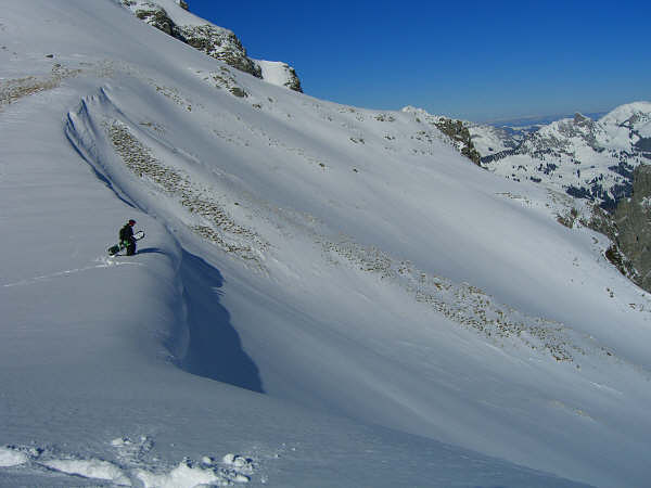 Powder Bowl, Gstaad - Saanen - Rougemont