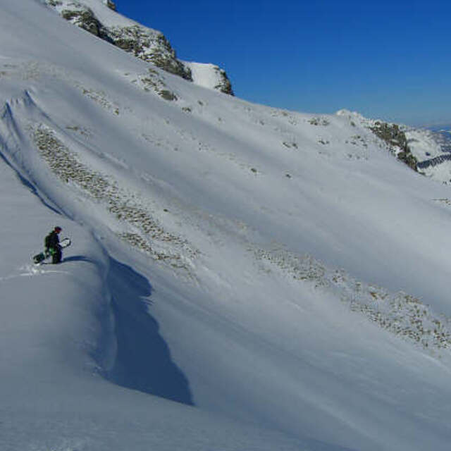 Powder Bowl, Gstaad - Saanen - Rougemont