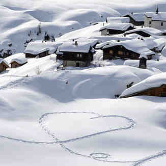 Love snow, Belalp - Blatten - Naters