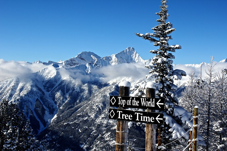Top of the Mountain at Panorama, Panorama Mountain Resort