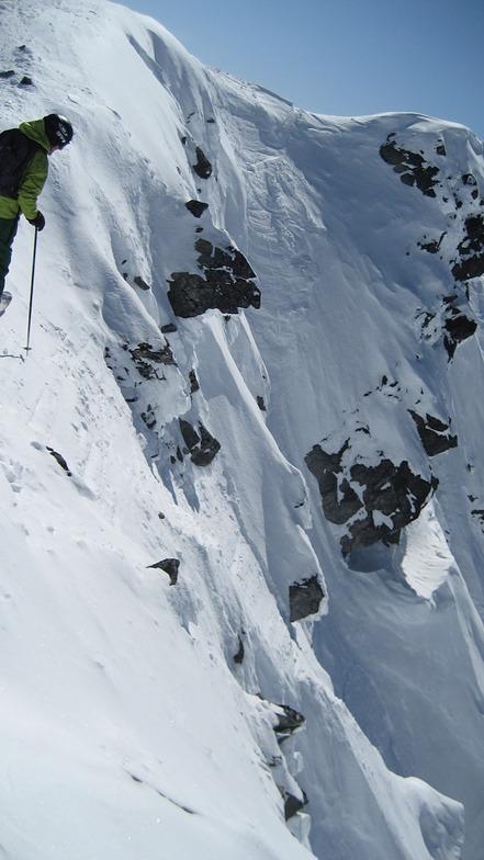 Disease Ridge, Whistler Blackcomb