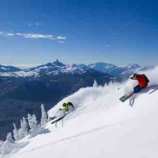 Fresh Tracks at Whistler, Whistler Blackcomb