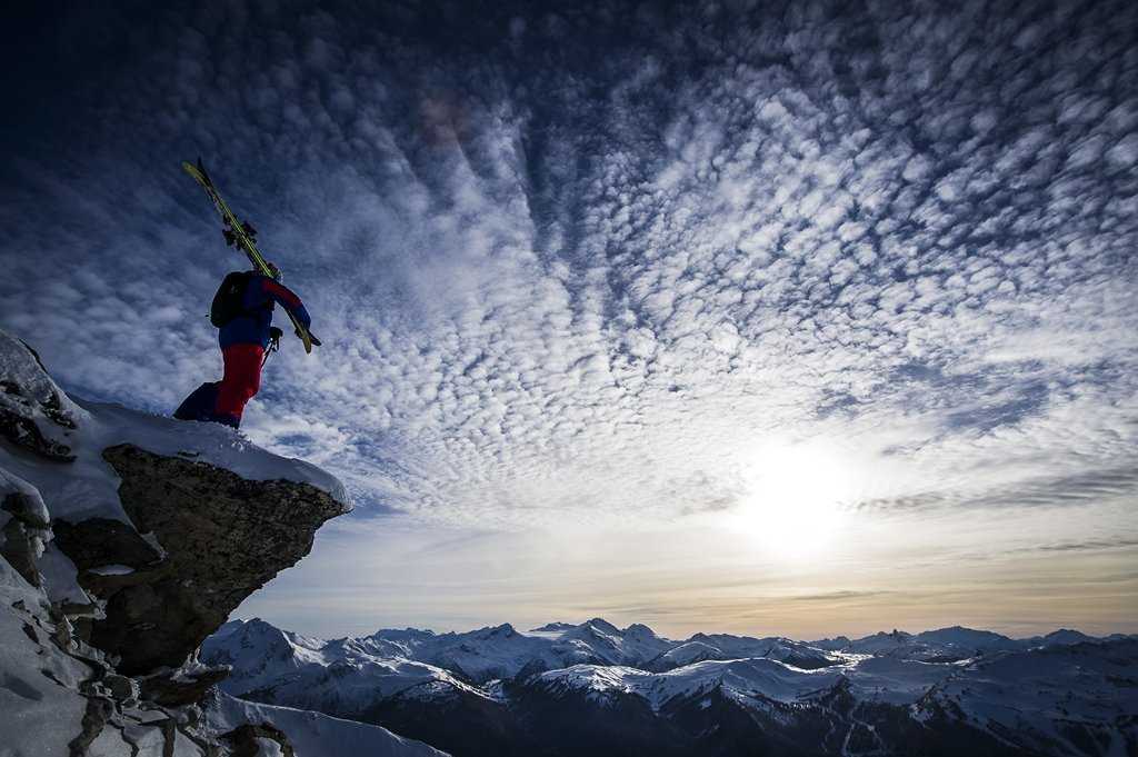 Whistler Big Skies, Whistler Blackcomb