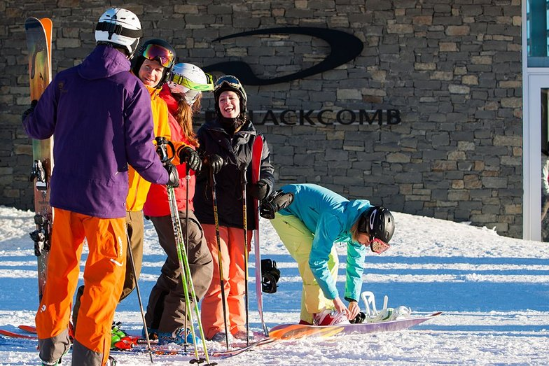 Whistler Blackcomb Skiers