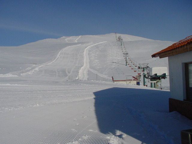 Kaimaktsalan Ski Resort - Greece, Mt Voras Kaimaktsalan