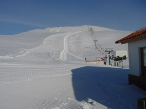 Kaimaktsalan Ski Resort - Greece, Mt Voras Kaimaktsalan photo