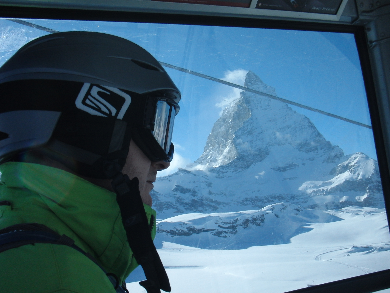 Matterhorn January 2013, Zermatt