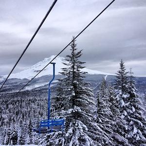 Mt.Hood, Mt Hood Ski Bowl photo