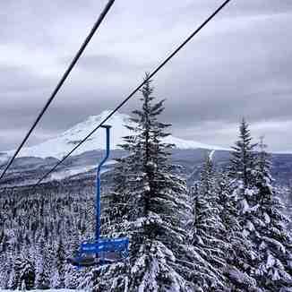 Mt.Hood, Mt Hood Ski Bowl