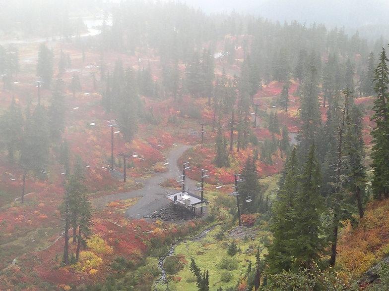 Mt Baker  Ski area, Mount Baker
