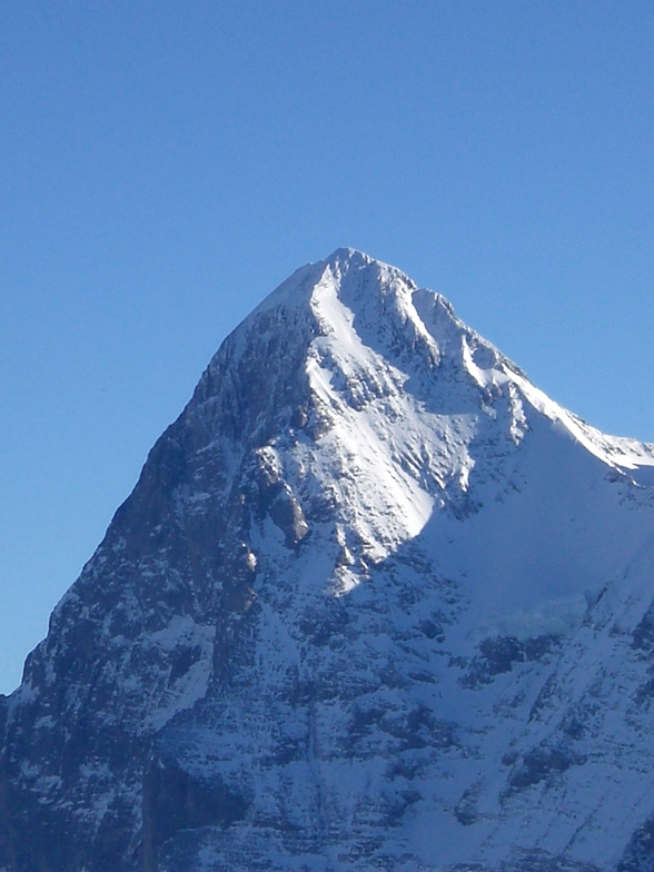 North Face of The Eiger, Wengen