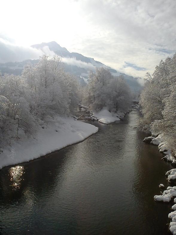Christmas in St Johann in Tirol