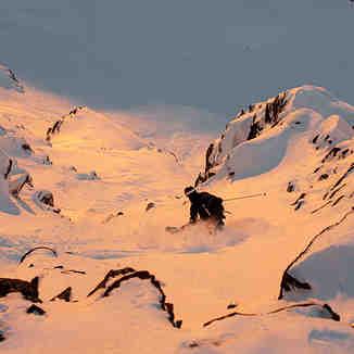 Blackcomb Peak, Whistler Blackcomb
