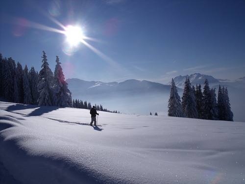 Samoens Ski Resort by: Maggie Coles