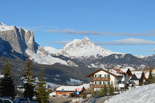 San Cassiano (Alta Badia) Ski Resort by: Marko D