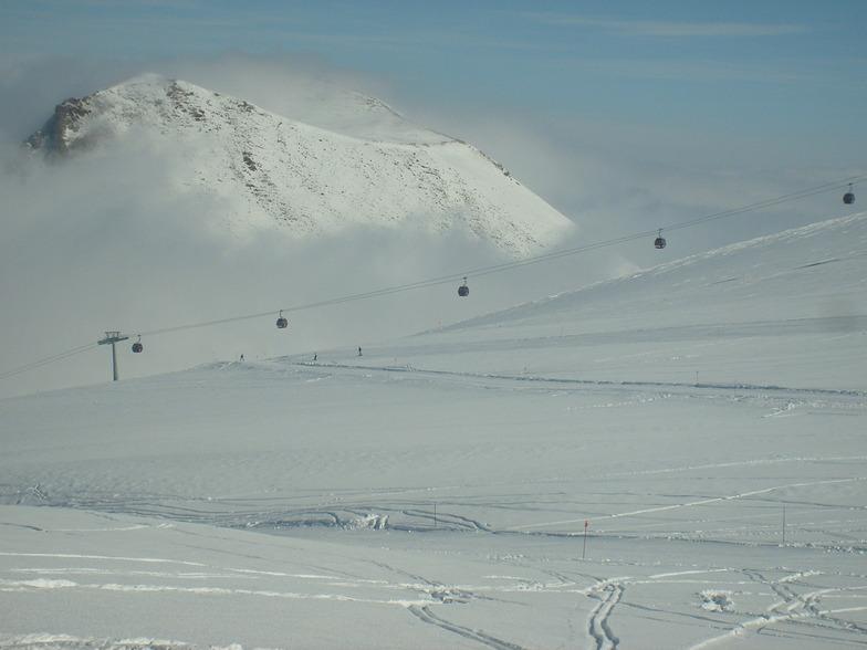 Lifos Tepesi ve Lifos Gondola Lift, Erciyes Ski Resort