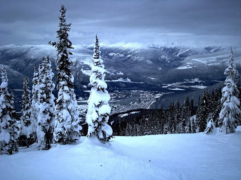 Revelstoke@NewYears, Revelstoke Mountain Resort