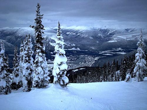 Revelstoke Mountain Resort Ski Resort by: RonEllery