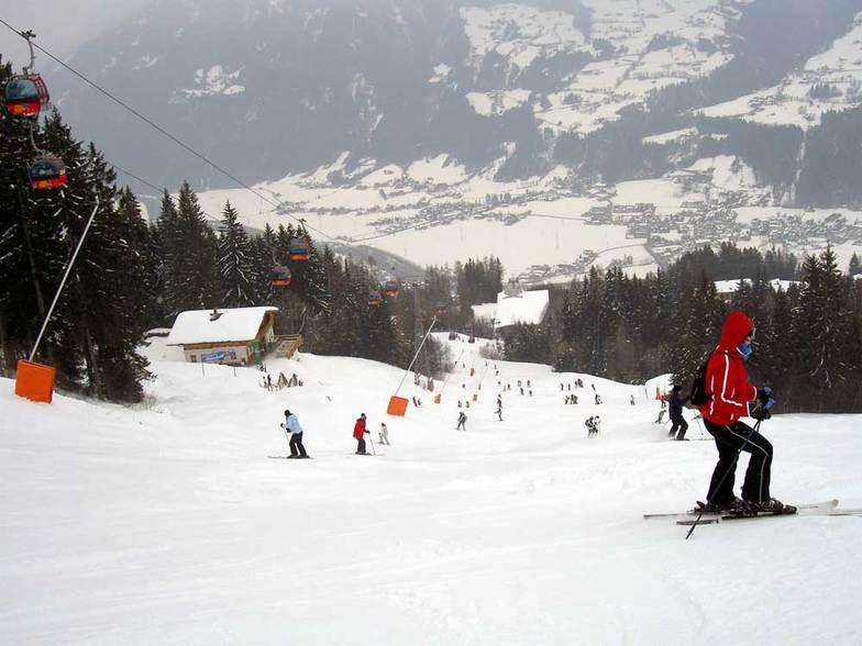 Zillertal, Hochzillertal-Kaltenbach