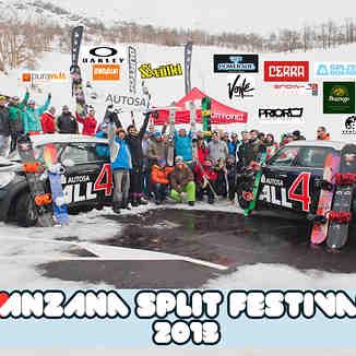 ManzanaSplitFestival2013 9&10th Feb, Picos De Europa