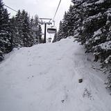 Ski-lift view, Grossarl-Dorfgastein