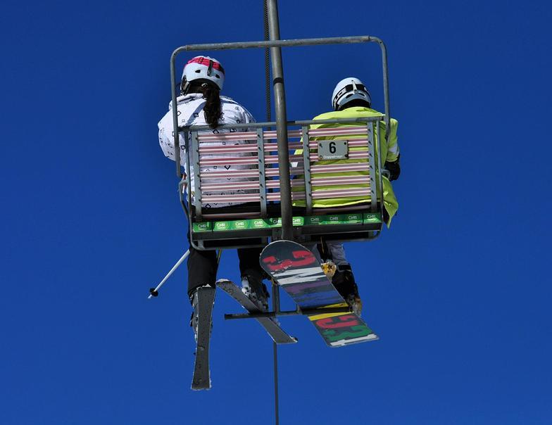 Going Up, El Colorado
