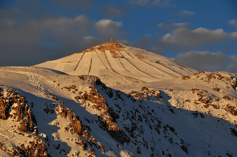 Susent @ El Colorado, Chile