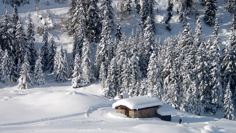Winter Wonderland, Méribel