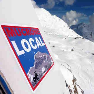 Mucrone Local, Oropa