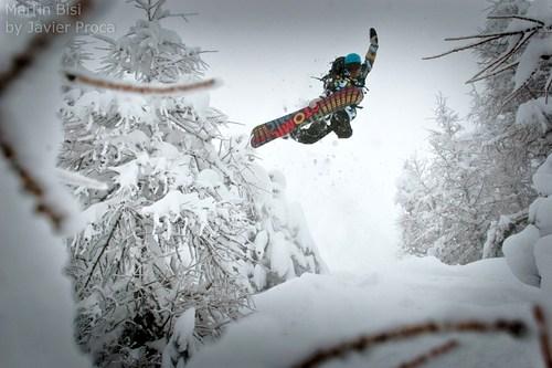 Maloja/Engadin Ski Resort by: Javier Procaccini