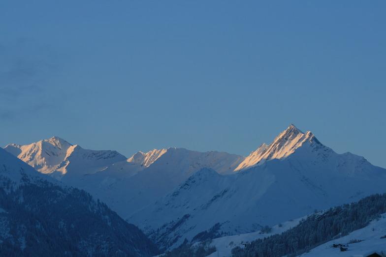 Piz Terri, Obersaxen - Mundaun - Val Lumnezia
