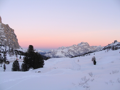 Badia (Alta Badia) Ski Resort by: Stefano Basagni