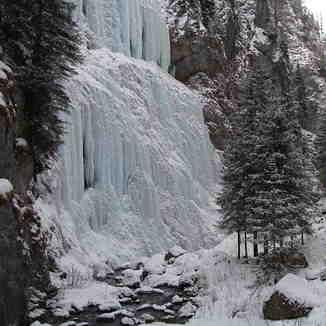 cascate di ghiaccio, Malga-Ciapela/Marmolada