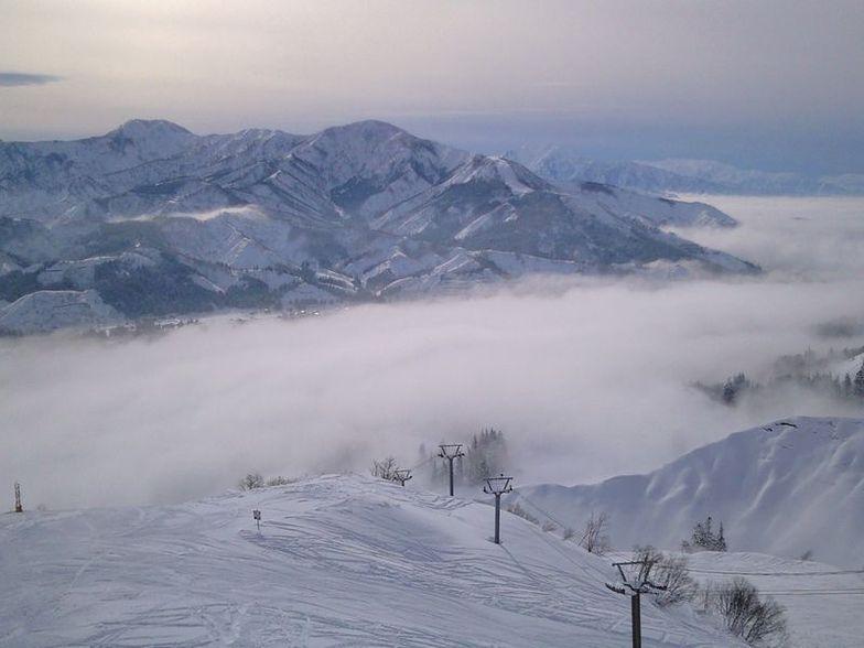 sea of clouds., Suhara
